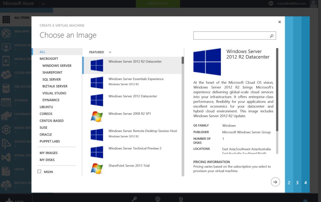 Windows Azure Pack