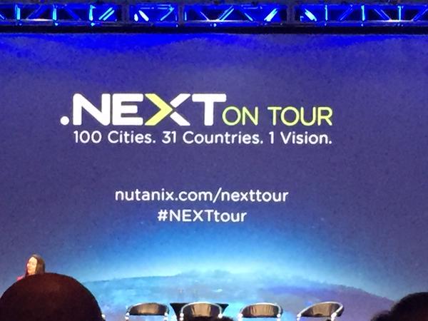 nextontour .NEXT 2015