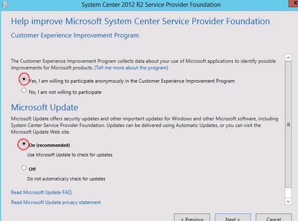 spf11 Service Provider Foundation