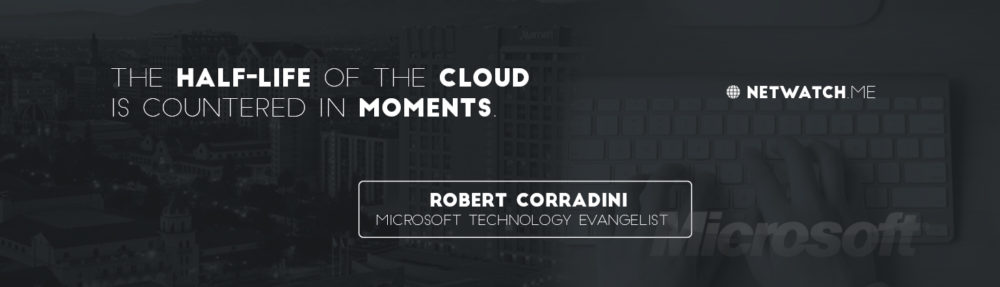 Rob's Blog – Microsoft Technology Evangelist